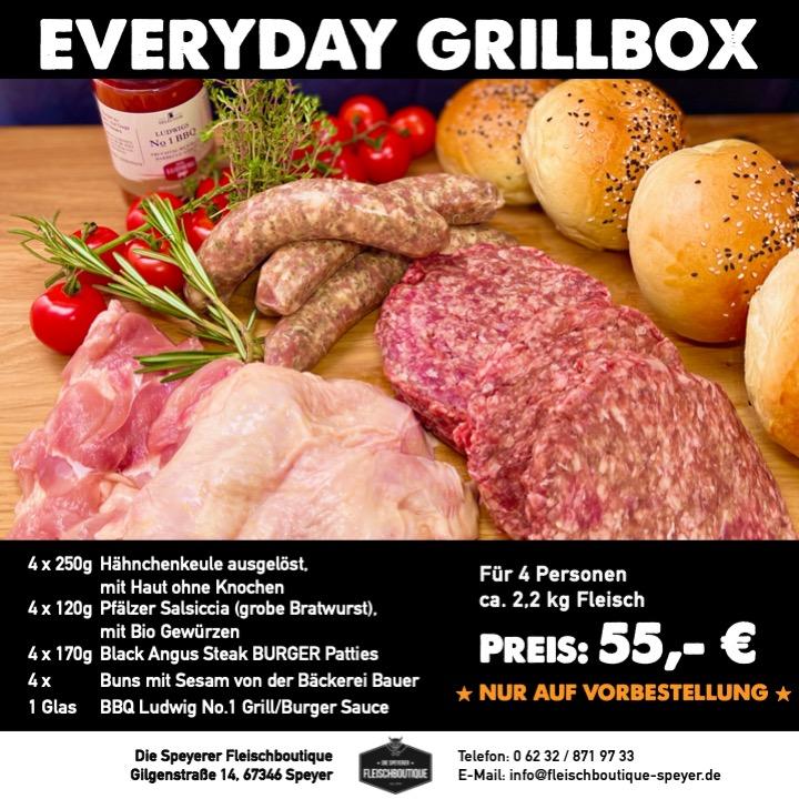 Everyday Grillbox