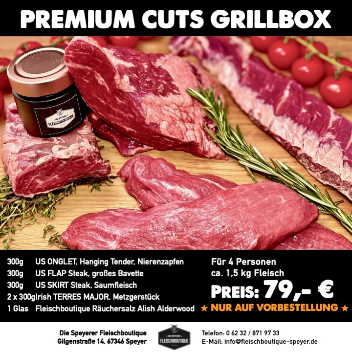 Premiumcuts Grillbox